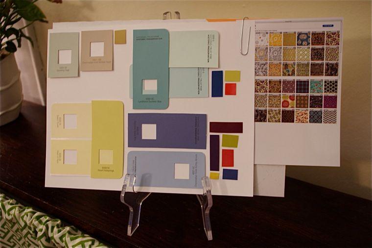 color schematic