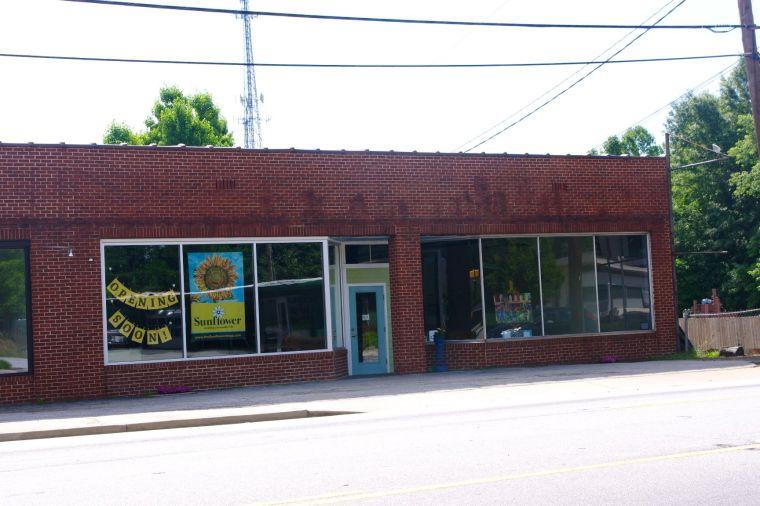 Sunflower • 110 S. Main Street, Travelers Rest, SC 29690