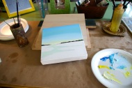 painting summer freedom